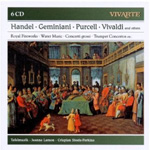 Händel / Geminiani / Purcell / Vivaldi (6CD)
