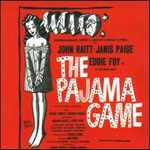 The Pajama Game - Original Broadway Cast (CD)
