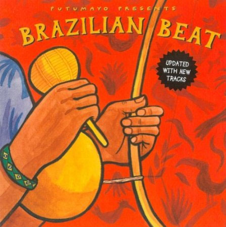 Putumayo Presents Brazilian Beat (CD)