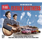 The Very Best Of The Everly Brothers - My Kind Of Music (2CD)