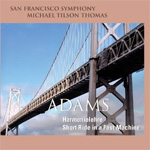 Adams: Harmonielehre / Short Ride In A Fast Machine (SACD-Hybrid)