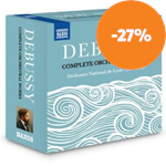 Debussy: Complete Orchestral Works (9CD)