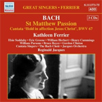 Bach J.S: St.Matthew Passion / Cantata 'Hold In Affection Jesus Christ' BWV 67 (3CD)