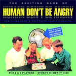 Human Don't Be Angry (CD)