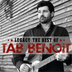Legacy: The Best Of Tab Benoit (CD)