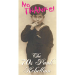 No Thanks! - The '70s Punk Rebellion (4CD)