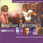 Produktbilde for The Rough Guide To Brazilian Electronica (UK-import) (CD)