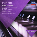 Chopin: Piano Encores (CD)