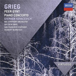 Grieg: Piano Conerto / Peer Gynt Suite (CD)