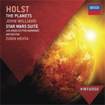 Holst / Williams: Planets / Star Wars Suite (CD)