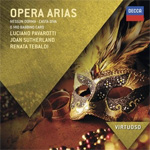 Produktbilde for Opera Arias (CD)