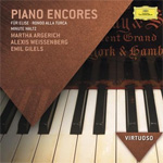 Piano Encores (CD)