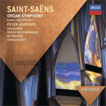 Saint-Saëns: Organ Symphony (CD)