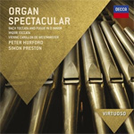 Organ Spectacular (CD)