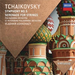 Tchaikovsky: Symphony No.5 / Serenade For Strings (CD)