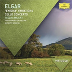 Elgar: Enigma Variations / Cello Concerto (CD)