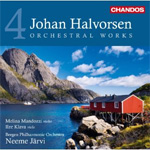 Halvorsen: Orchestral Work Vol. 4 (CD)