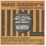 Mad Daddy's Maddest Spins - Vintage Late 50's Rock And Swing (CD)