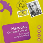 Messiaen: Orchestral Works (10CD)