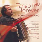 Tango Live Forever (CD)