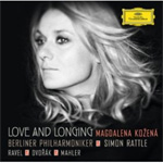 Magdalena Kozena - Love And Longing (CD)
