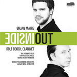 Produktbilde for Matre: Inside Out (CD)