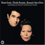 Placido Domingo - Romantic Opera Duets (CD)
