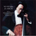Yo-Yo Ma - Bach: Unaccompanied Cello Suites (Remastered) (2CD)