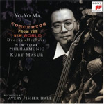Produktbilde for Yo-Yo Ma - Concertos For The New World (Remastered) (USA-import) (CD)