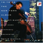 Yo-Yo Ma - The New York Album (Remastered) (CD)