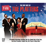 The Very Best Of The Platters (2CD)