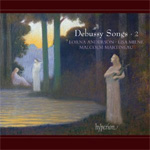 Debussy: Songs Vol. 2 (CD)