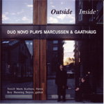 Duo Novo - Outside Inside (CD)