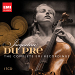 Jacqueline Du Pre - The Complete EMI Recordings (17CD)
