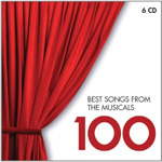 100 Best Songs From The Musicals (6CD)