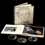 Woody At 100: The Woody Guthrie Centennial (3CD+Bok)