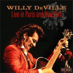 Live In Paris And New York (CD)