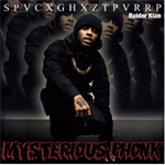 Mysterious Phonk: The Chronicles Of Spaceghostpurrp (CD)
