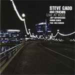 Steve Gadd And Friends Live At Voce (CD)