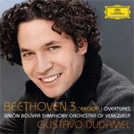 Gustavo Dudamel - Beethoven: Symphony No.3 in E flat, Op.55 - Eroica (CD)