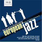 European Jazz 1949-1960 (10CD)