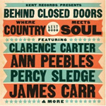Behind Closed Doors - Where Country Meets Soul (CD)