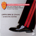 Officer's Own - 18 Favorite Marches (CD)