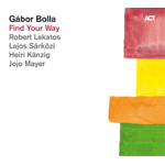 Find Your Way (CD)