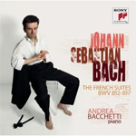 Andrea Bacchetti - Bach: French Suites BWW 812-817 (2CD)