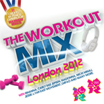 The Workout Mix - London 2012 (CD)