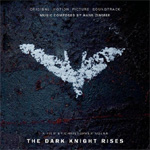 Produktbilde for The Dark Knight Rises (CD)