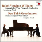 Williams: Piano Concerto & Symphony No. 5 (CD)