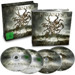 Kataklysm - Iron Will: 20 Years Determined (2CD+2DVD)