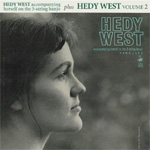 Hedy West Accompanying Herself On The 5-string Banjo / Hedy West Volume 2 (CD)